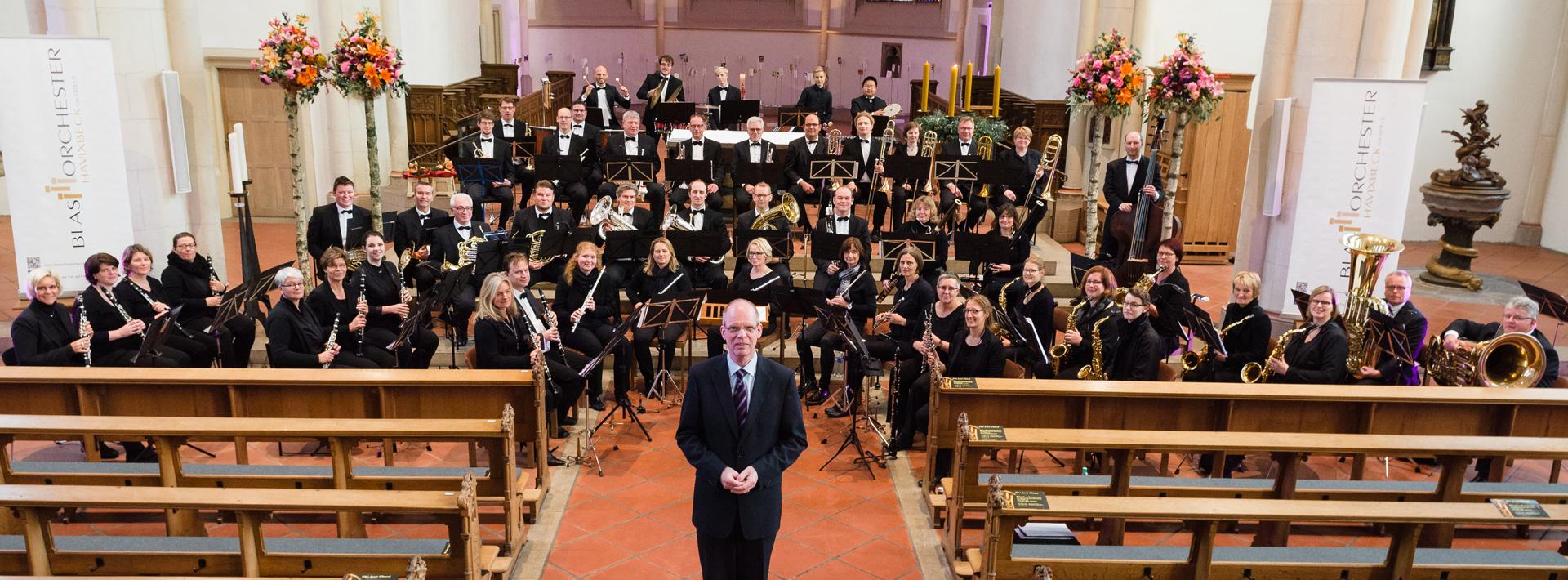Blasorchester-Havixbeck-Dirk-Annema-Dirigent-Kirchenkonzert-Muenster